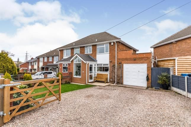 Thumbnail Semi-detached house for sale in Littlewood Lane, Walsall, West Midlands