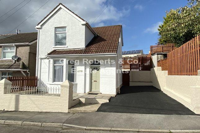 Thumbnail Detached house for sale in Maesglas, Bryngwyn Road, Beaufort, Ebbw Vale