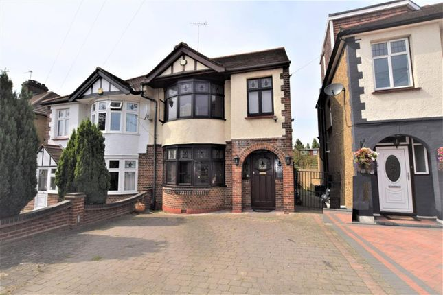 Thumbnail Semi-detached house for sale in Summit Drive, Woodford Green