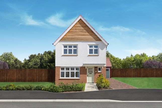 Thumbnail Detached house for sale in Littledown, Shaftesbury
