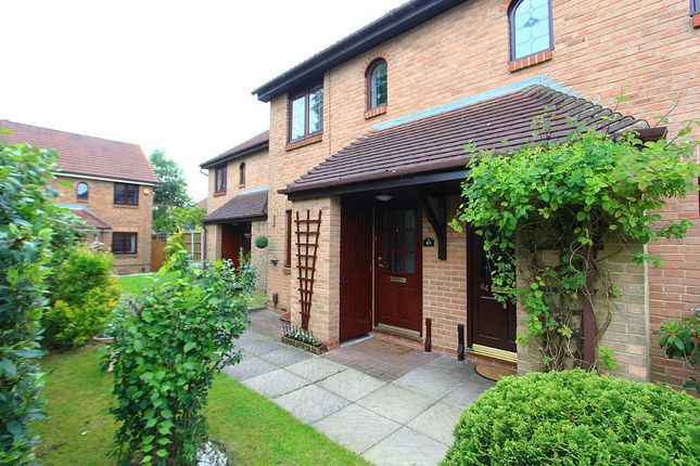 Thumbnail Terraced house for sale in Bentley Drive, Harlow, Essex
