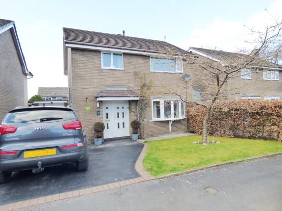 Thumbnail Detached house for sale in Hereford Close, Buxton, Derbyshire