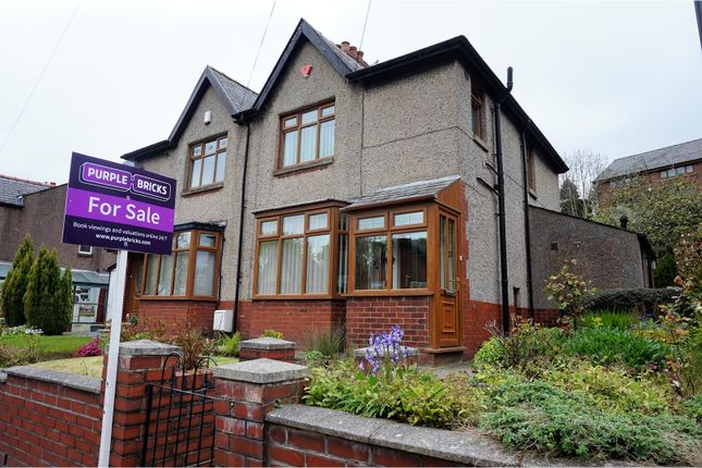 Thumbnail Semi-detached house for sale in St. Marys Drive, Greenfield