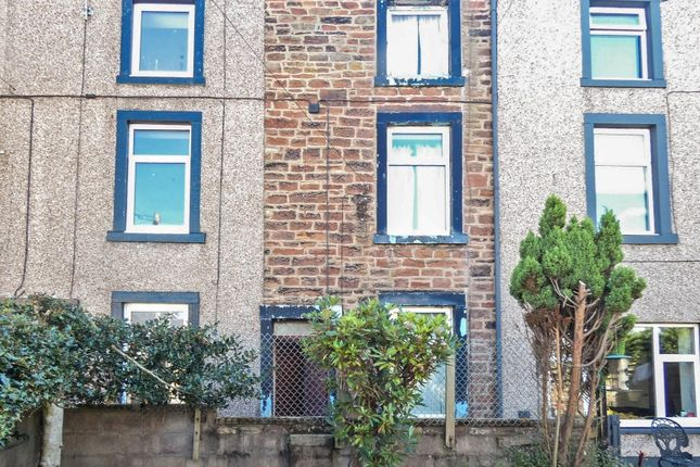 Thumbnail Terraced house for sale in 9 Lyalls Place, Netherton, Maryport, Cumbria
