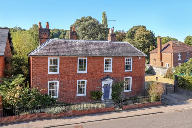 Thumbnail Detached house for sale in West Street, Hambledon, Waterlooville