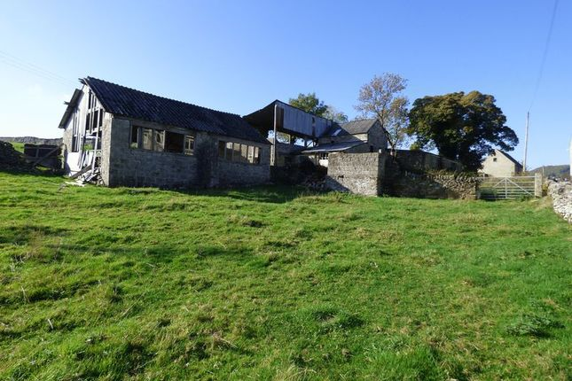 Thumbnail Land for sale in Building Plot At Lydgate Farm, Lydgate, Eyam, Hope Valley