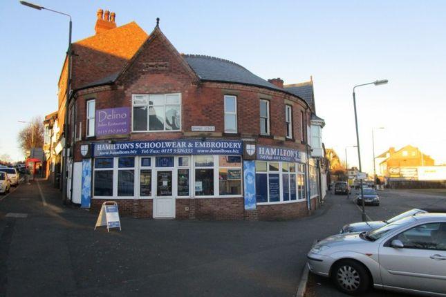 Thumbnail Retail premises for sale in 41-43 Granby Street, Granby Street, Ilkeston