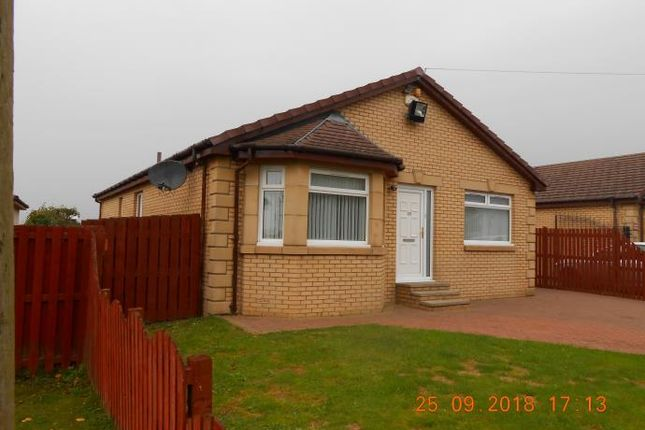 Thumbnail Detached bungalow to rent in Station Road, Netherburn, Larkhall