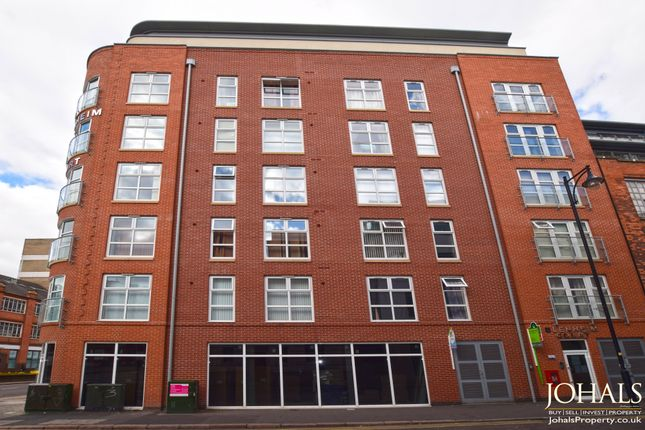 Thumbnail Terraced house to rent in Blenheim Court, Church Street, Leicester