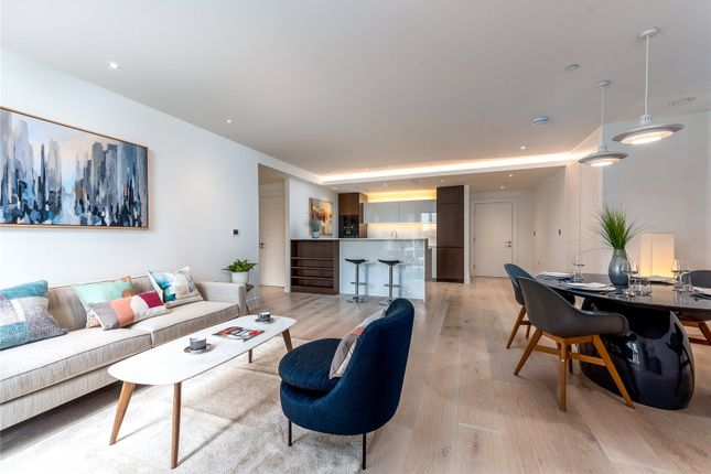 Thumbnail Flat for sale in Lighterman Towers, Chelsea Island