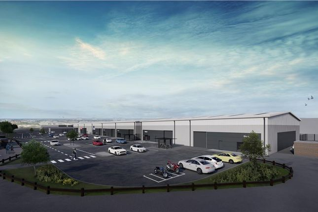 Thumbnail Industrial to let in Knowsley Hub, Knowsley Industrial Estate, Liverpool, Merseyside, (Developed By Redsun)