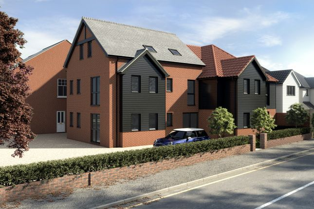 Thumbnail Flat for sale in Fornham Road, Bury St. Edmunds