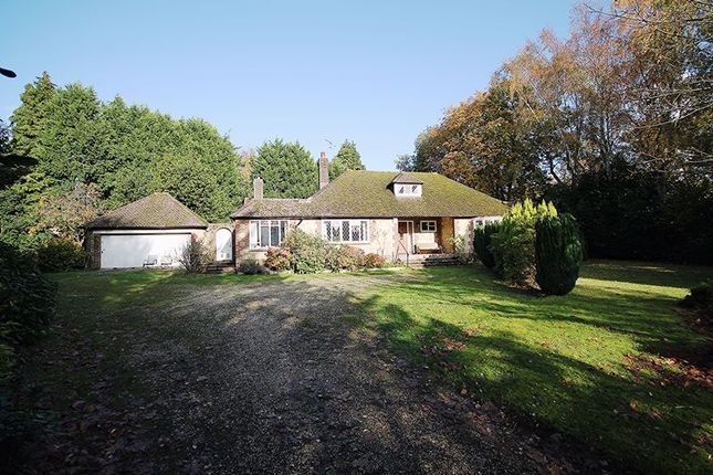 Thumbnail Bungalow for sale in Castlegate, West Chiltington, Pulborough