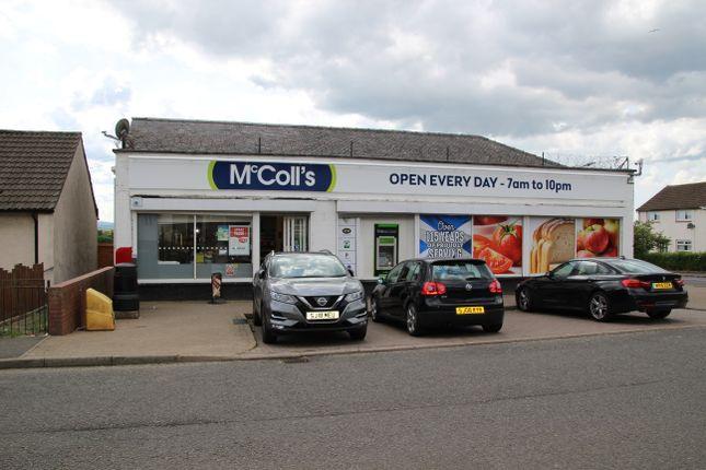 Thumbnail Retail premises for sale in Church Street, Auchinleck