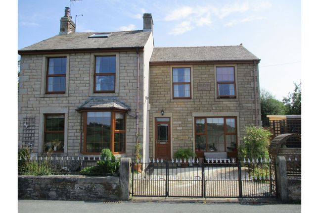 Thumbnail Detached house for sale in Chapel Lane Ellel, Lancaster