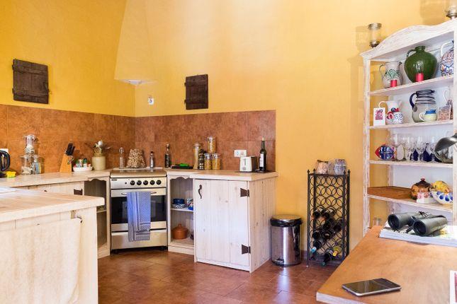 Kitchen of Alferce, Monchique, Portugal