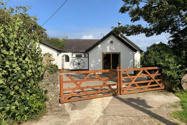Thumbnail Detached bungalow for sale in Bryn Celyn, Dulas, Anglesey
