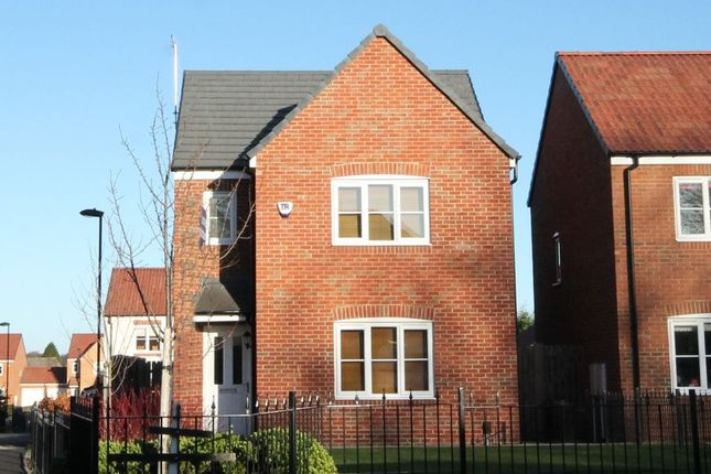 Thumbnail Detached house for sale in Wheatfield Road, Westerhope, Newcastle Upon Tyne