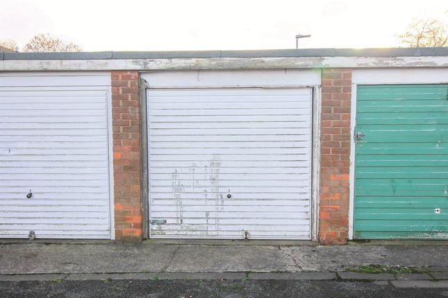Garage of Scotland Court, Winlaton, Blaydon-On-Tyne NE21