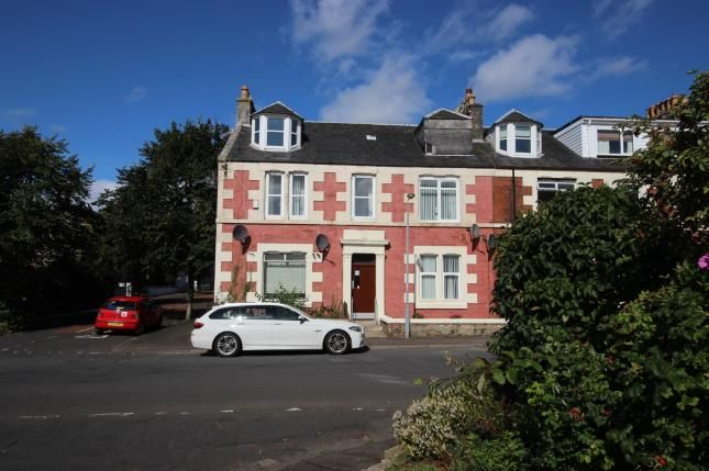 Thumbnail Flat for sale in Nelson Street, Largs, North Ayrshire, .