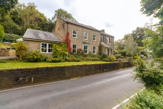 Thumbnail Semi-detached house for sale in Clough Road, Golcar, Huddersfield