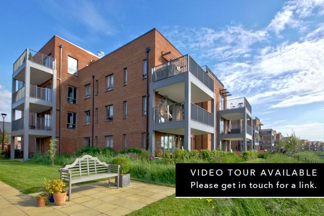 Thumbnail Flat for sale in Charger Road, Trumpington, Cambridge