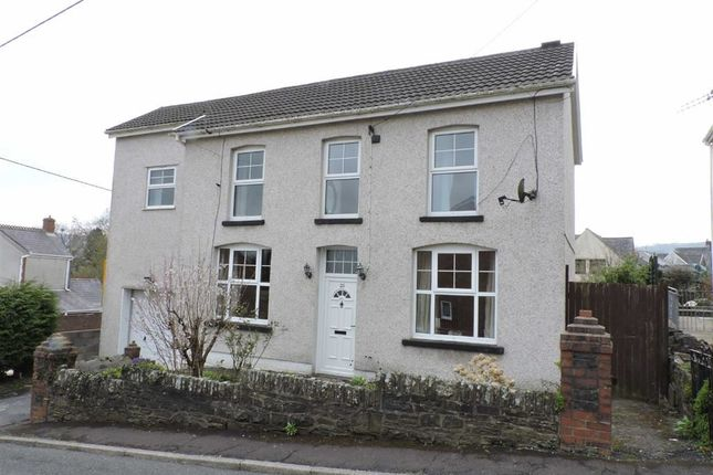 Thumbnail Detached house for sale in Smithfield Road, Pontardawe, Swansea