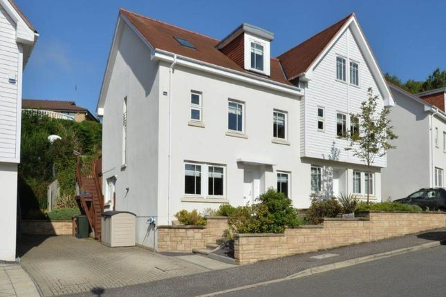 Thumbnail Detached house to rent in Woodhall Millbrae, Juniper Green, Edinburgh