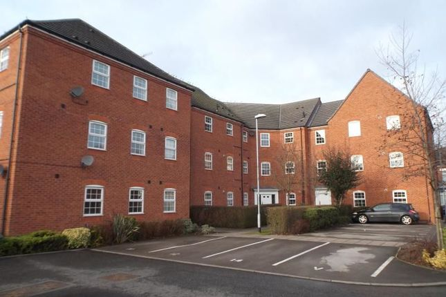 Thumbnail Flat for sale in Fenton Hall Close, Fenton, Stoke-On-Trent
