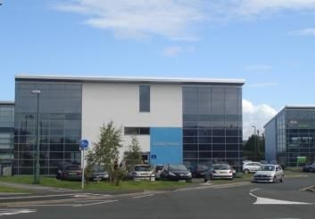 Office to let in Global House, The Creative Quarter, Shrewsbury Business Park, Shrewsbury