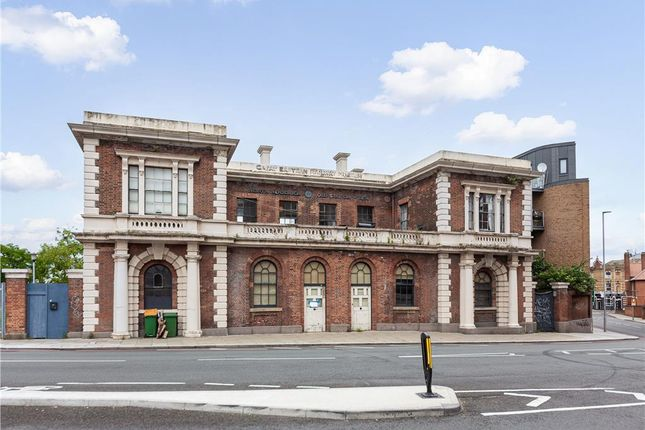 Thumbnail Commercial property for sale in The Old Station, 5 Pier Road, Royal Docks, London