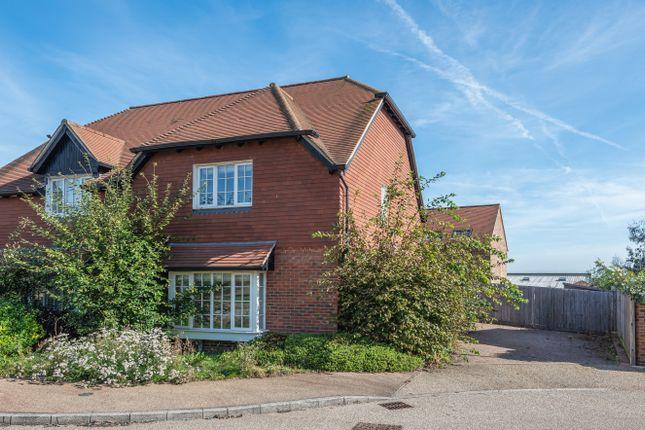 3 bed semi-detached house for sale in Miller Lane, Upper Froyle, Alton GU34