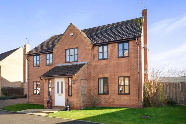 Thumbnail Detached house for sale in Ingamells Drive, Saxilby, Lincoln