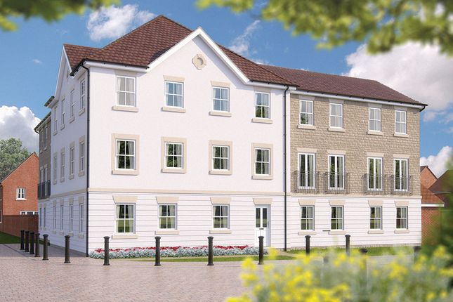 """2 bed flat for sale in """"Elston Court"""" at Coupland Road, Selby"""