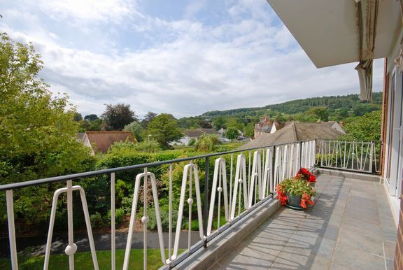 Thumbnail Flat for sale in Cottington Court, Sidmouth