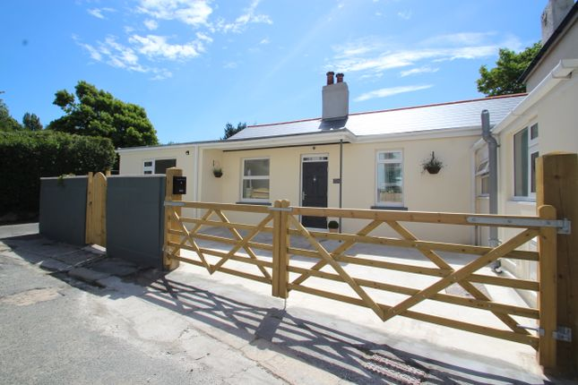 2 bed semi-detached bungalow to rent in St. Barnabas Terrace, Plymouth PL1
