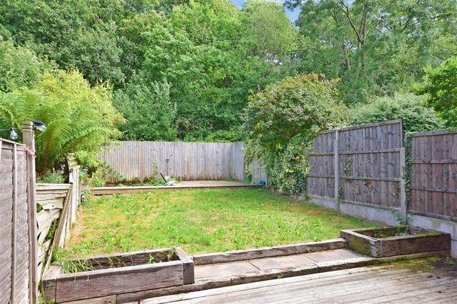 Rear Garden of Ferndown, Vigo Village, Meopham, Kent DA13