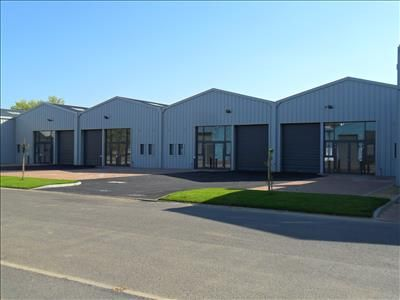 Thumbnail Light industrial to let in E4, Welland Business Park, Rockingham Road, Valley Way, Market Harborough, Leicestershire