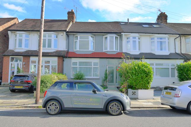 Thumbnail Terraced house for sale in Pevensey Avenue, Bounds Green