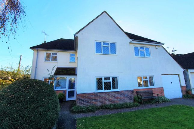 Thumbnail Detached house for sale in Lesley Avenue, Canterbury