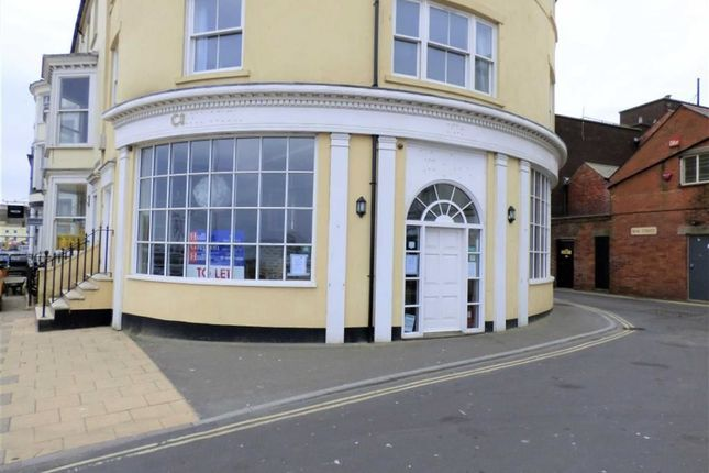 Commercial property for sale in The Carriages, Victoria Street, Weymouth