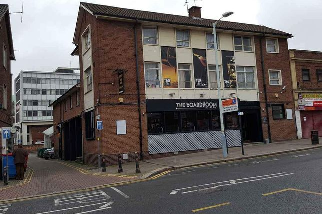 Thumbnail Hotel/guest house for sale in Salop Street, Wolverhampton