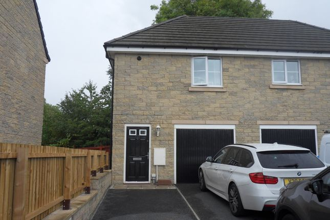 Thumbnail Flat for sale in The Oval, Dewsbury