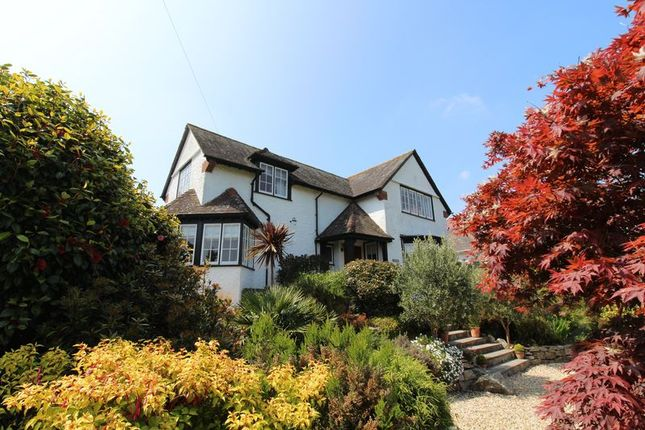 Thumbnail Detached house for sale in North Parade, Falmouth
