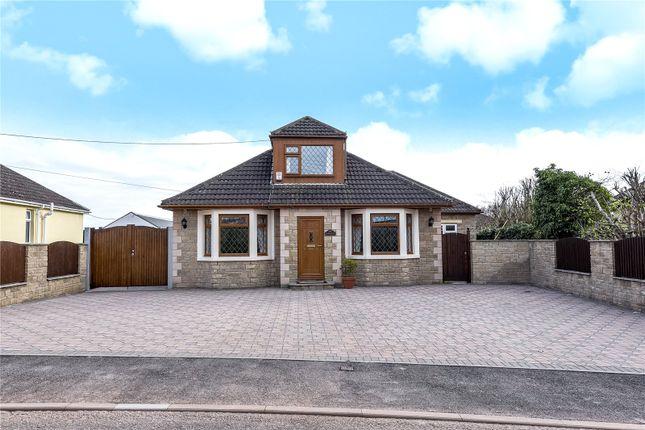 Thumbnail Detached bungalow for sale in Monger Lane, Midsomer Norton, Somerset