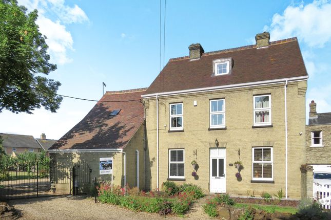 Thumbnail Detached house for sale in Railway Road, Downham Market