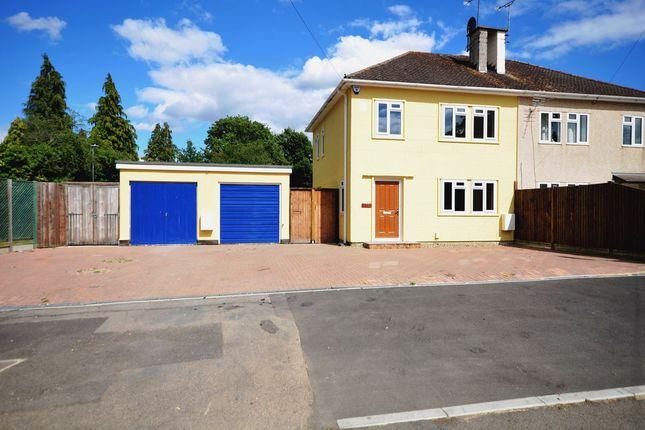 Thumbnail Semi-detached house to rent in Waterloo Road, Wokingham