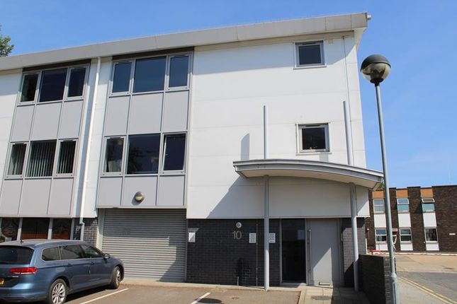 Thumbnail Office to let in First Floor, Unit 10, English Business Park, English Close, Hove
