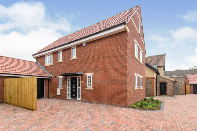 Detached house for sale in California Road, Oldland Common, Bristol