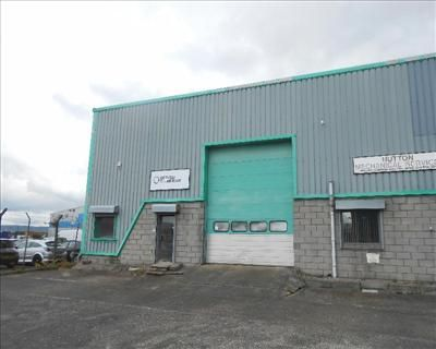 Thumbnail Warehouse to let in Unit 7, 18 Westbank Road, Belfast, County Antrim